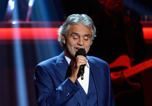 See Andrea Bocelli's New 'Nelle Tue Mani' Music Video Starring John…