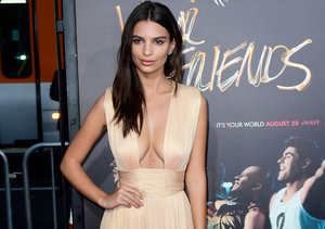 Emily Brings the Va Va Voom, Zac Brings GF to 'We Are Your Friends' Premiere