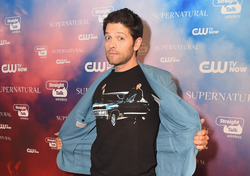 Misha Collins Is 'Totally Fine' After Minneapolis Attack and Mugging