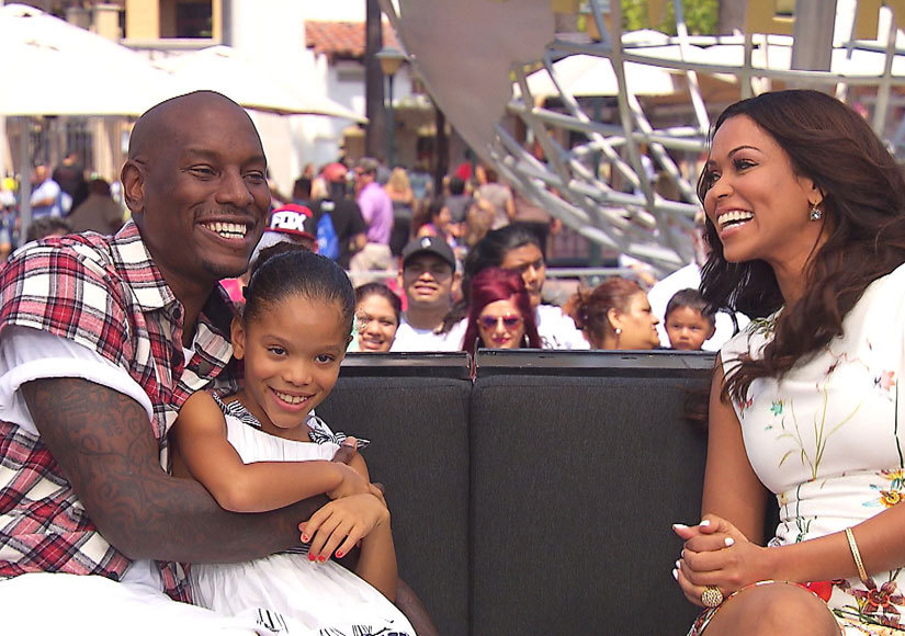 Tyrese Gibson on 'Black Rose,' R&B, and Getting Back with Taraji on…
