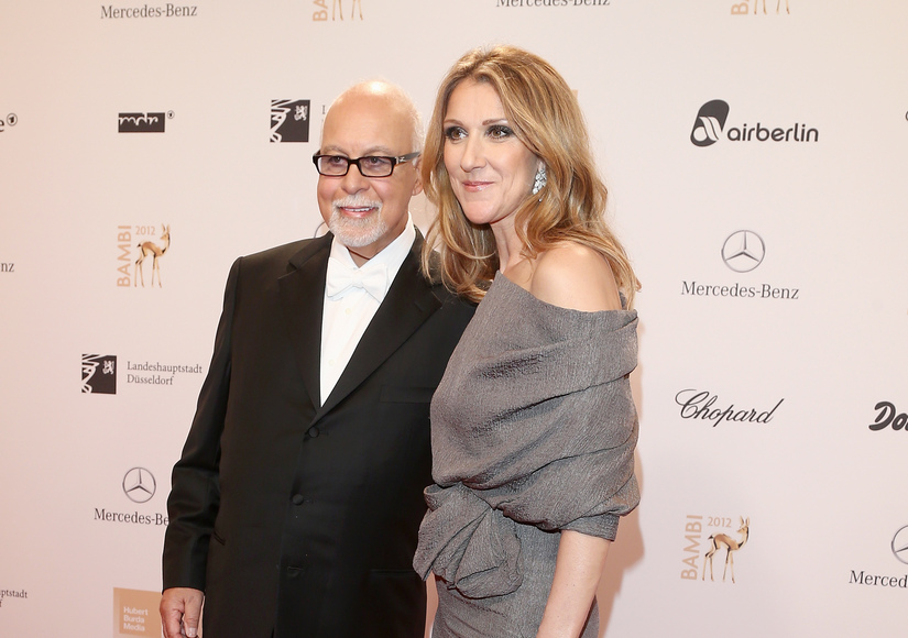 Heartbreaking Update: Celine Dion's Husband Tells Her 'I Want to Die in Your Arms'