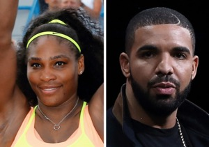 Serena Williams & Drake Pack on PDA After Her Cincinnati Tournament Win