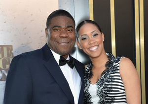 Tracy Morgan Marries Megan Wollover