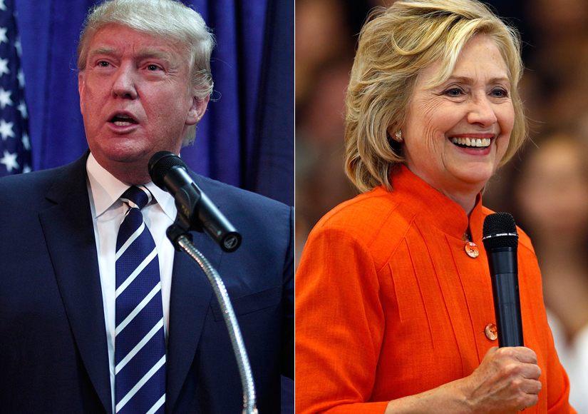 Donald Trump and Hillary Clinton Are Related?! Find Out Their Family Connection