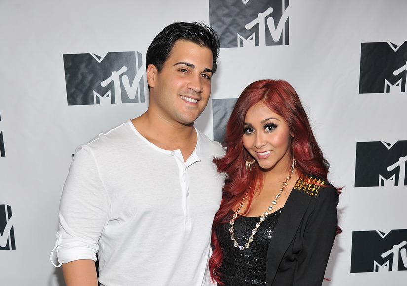 Snooki's Husband Jionni LaValle Takes on Divorce Rumors