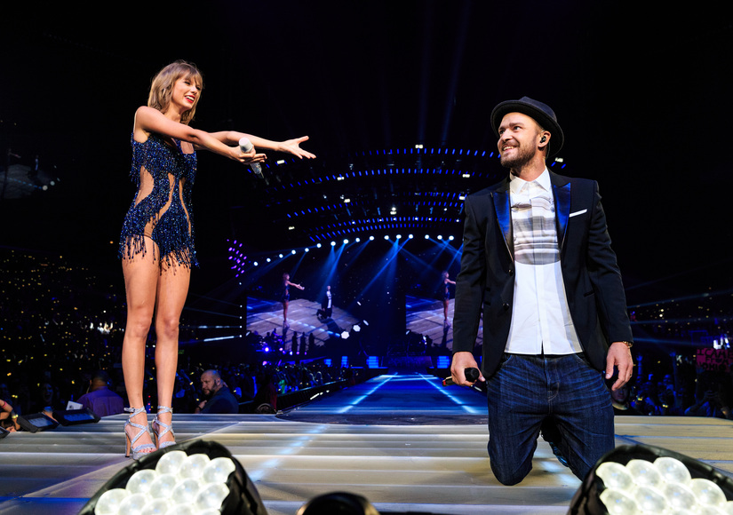 How Justin Timberlake Shocked Taylor Swift on Her '1989' Tour