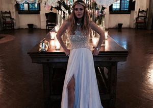 Freaky Bride Day: Lindsay Lohan Was Running Around Naked, May Have Been Slipped…