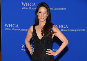 Oh, Boy! Lucy Liu Is a Mom