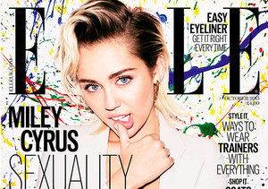 Miley Cyrus Is 'Pansexual,' Y'all!