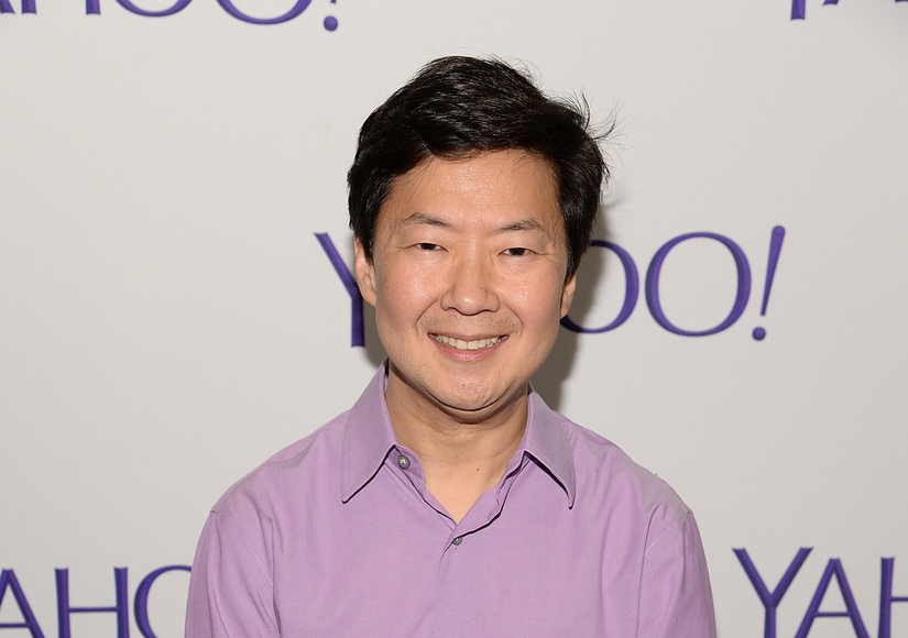 Ken Jeong Jokes About His 'Hardcore Serious' Doctor Days