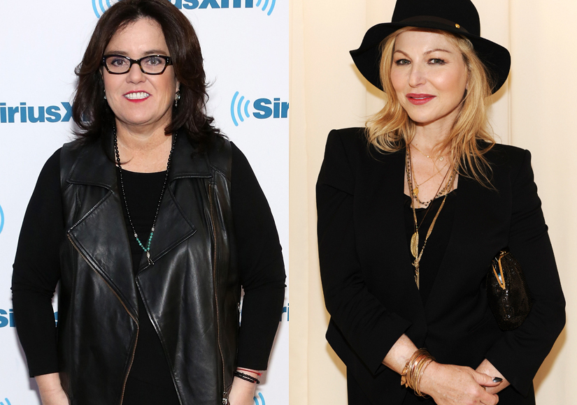 Is This Proof That Rosie O'Donnell and Tatum O'Neal Are Dating?