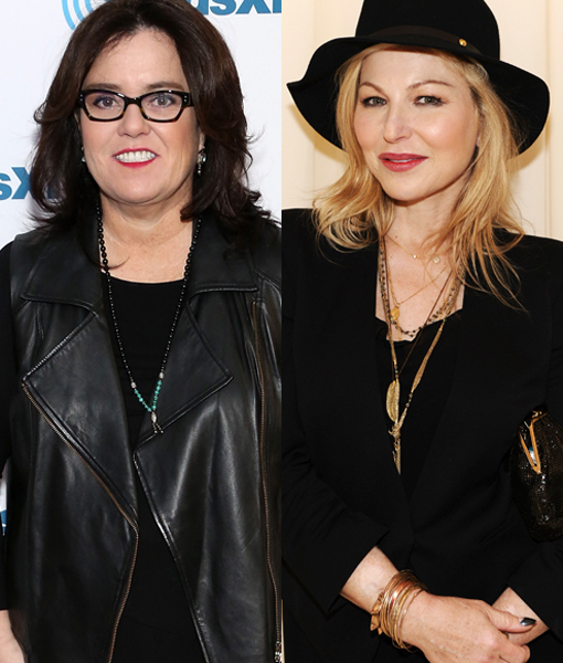 Rosie O'Donnell & Tatum O'Neal's Love Boat in Florida