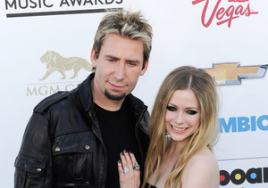 Avril Lavigne's Husband Spotted with Mystery Woman Prior to Split Announcement