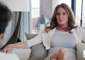 Tense! Watch Kris Jenner Meet Caitlyn for the First Time