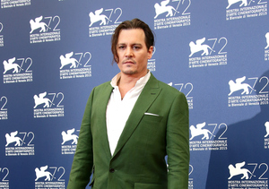 Johnny Depp Jokes About Killing and Eating His Dogs