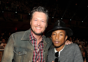 Blake Shelton Dishes on Instant Connection with Rihanna on 'The Voice'