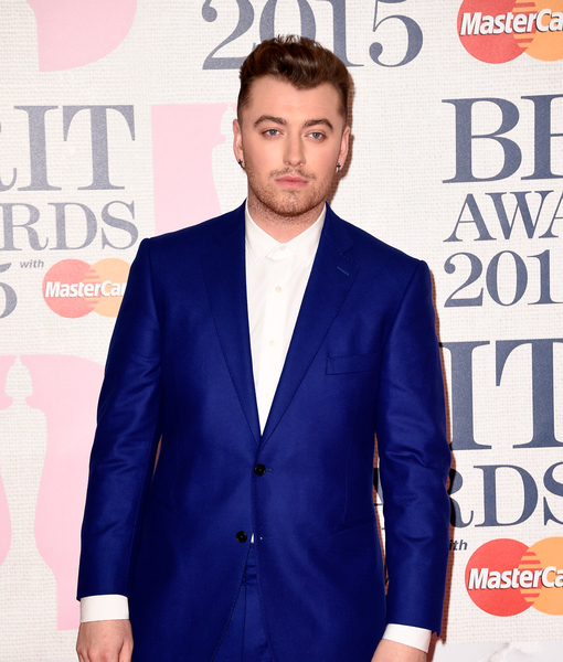 Sam Smith Confirms He's Singing James Bond Theme Song