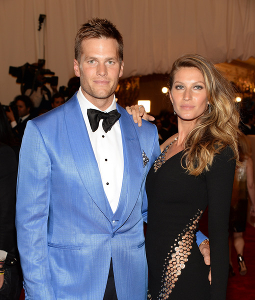 Tom Brady Shoots Down Gisele Bundchen Divorce Rumors