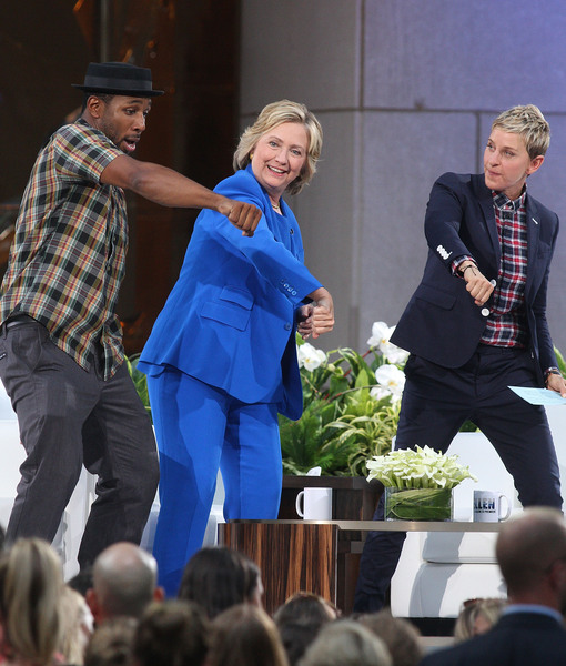 Hillary Clinton Dances with the Stars on 'Ellen'