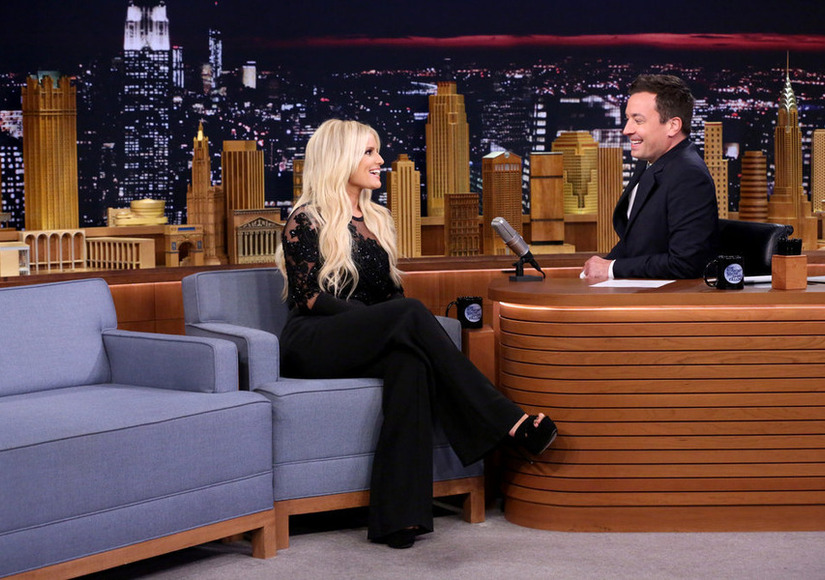 Jessica Simpson Gives Dirty Details on Parenthood