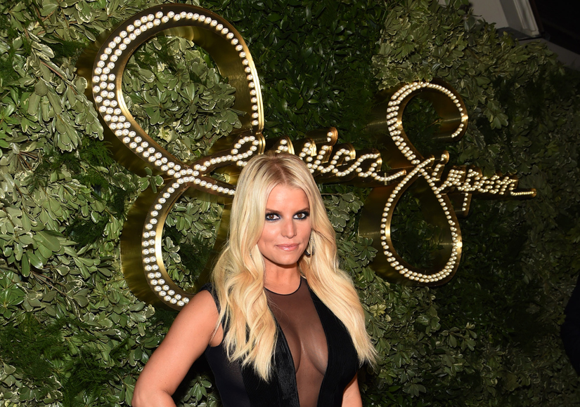 Jessica Simpson Feels No Pressure to Have More Babies