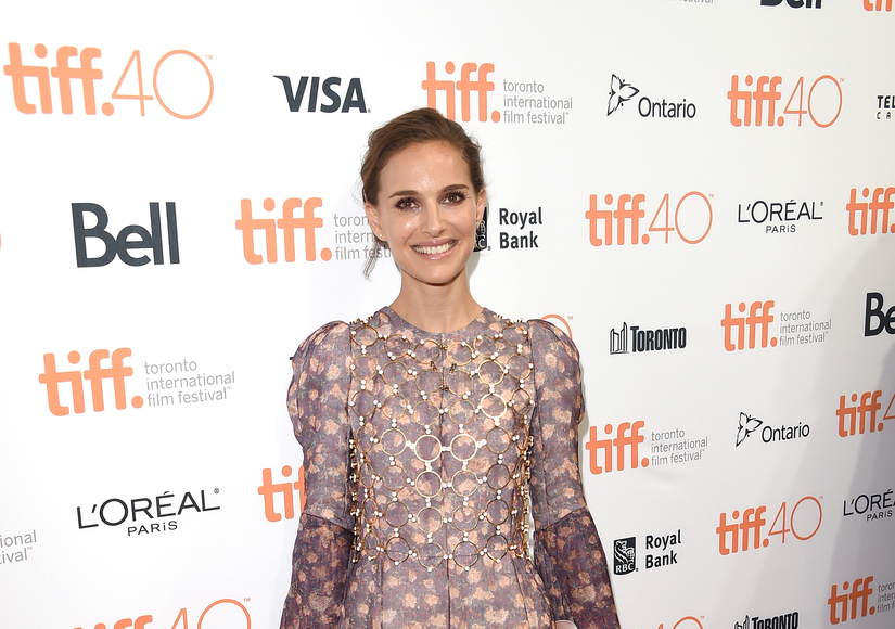 Natalie Portman Is Jaw-Dropping As Jackie Kennedy in Biopic — See the Photo!