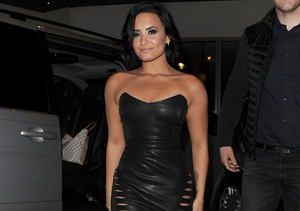 Killer Curves and Sexy Cutouts! Steal Demi Lovato's UK Style