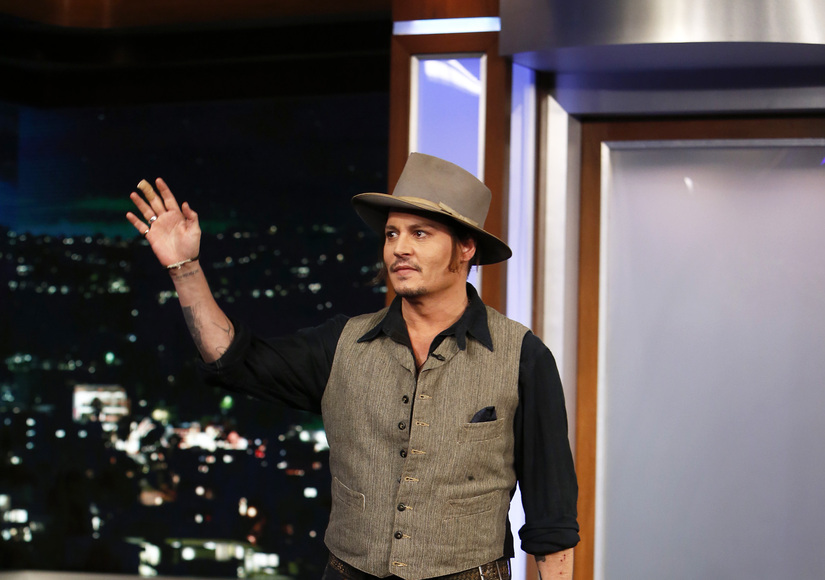 True Love! Johnny Depp Would Go to Jail for Amber Heard