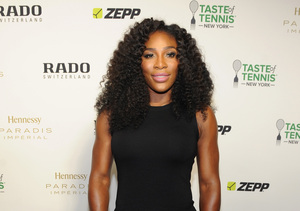 Taste of Tennis! Serena Williams Dishes on Her Favorite Recipes