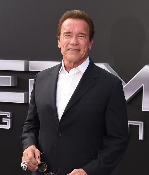 Arnold Schwarzenegger's Son Recreates 'Terminator 2' Scene