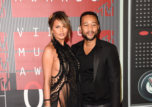 Chrissy Teigen Does Not Allow 'Hot Nannies' Around John Legend