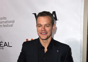 Matt Damon Reveals How He Got Ripped & Ready to Be 'Bourne' Again