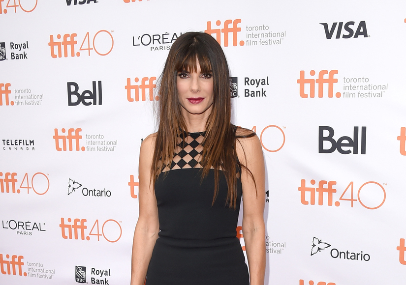 Sandra Bullock on Louis' First Day of Kindergarten: 'A Little Teary for Mom'