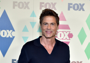 Rob Lowe Explains How 'The Grinder' Parallels His Own Life