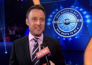 Chris Harrison Dishes on 'Millionaire' Hosting Job