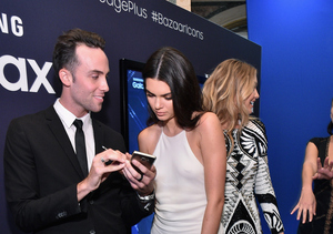 Kendall Jenner's Secret Nipple Piercing Grabs All the Attention at Harper's…