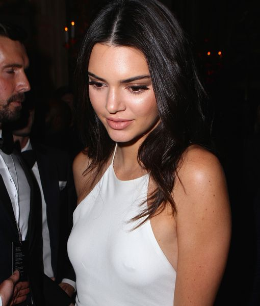 Kendall Jenner's Secret Nipple Piercing Grabs All the Attention at Harper's Bazaar NYFW Party