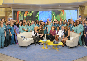 'The View' Brings Positive Awareness to Nurses Amid Controversy