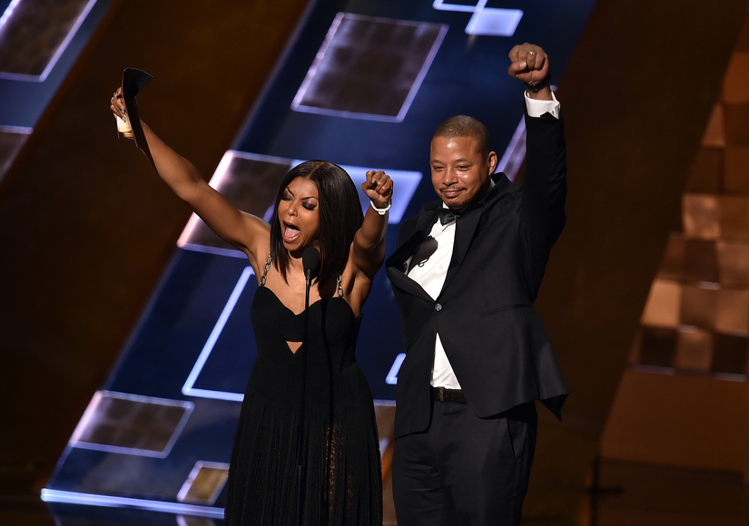 'Empire' Scoop! Taraji P. Henson & Terrence Howard Poke Fun at Their…