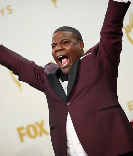 Tracy Morgan Makes Surprise Emmys Appearance to Present Final Award