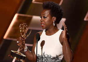 Viola Davis Gives Moving Speech After Making Emmys History & Jon Hamm…