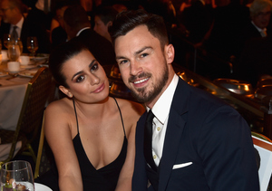 Lea Michele Opens Up on Model Beau Matthew Paetz