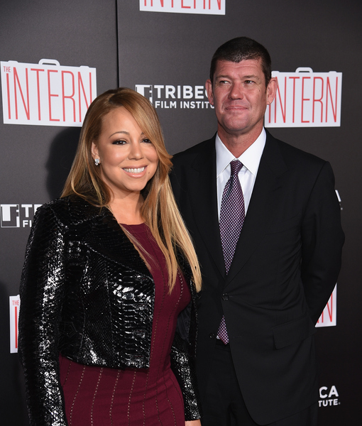 Mariah Carey & James Packer Reportedly Engaged After 10 Months of Dating