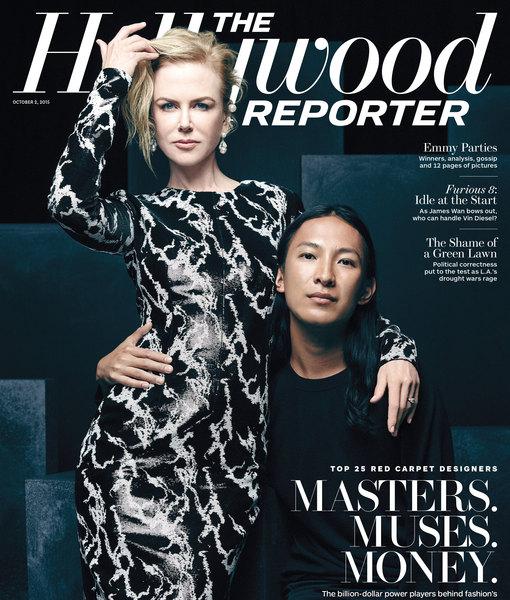 Hollywood Stars Honor Big-Name Red-Carpet Designers on THR List
