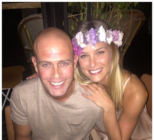 Bar Refaeli & Adi Ezra Are Getting Hitched Today