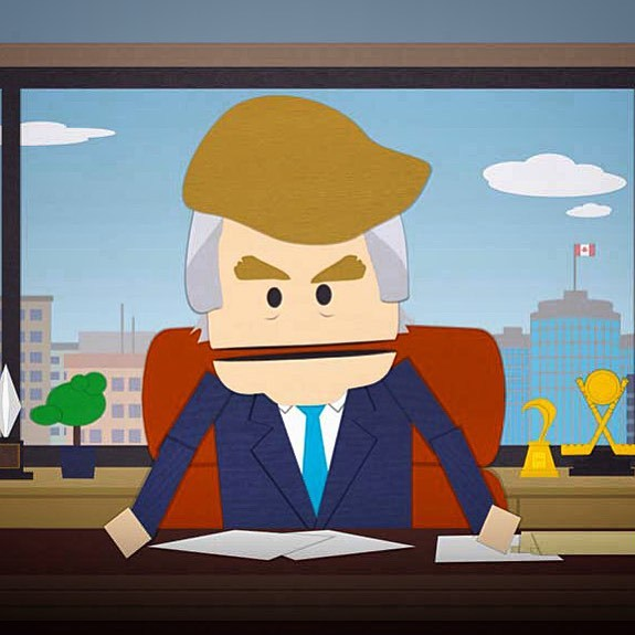 Oh, My God! They Killed Donny! 'South Park' Kills Cartoon Trump in Controversial Episode