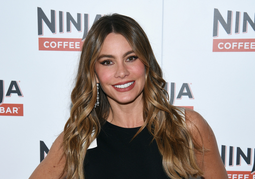 Coffee Talk: Sofia Vergara Dishes on Her Emmys Popcorn Moment, Her Wedding, and the Pope