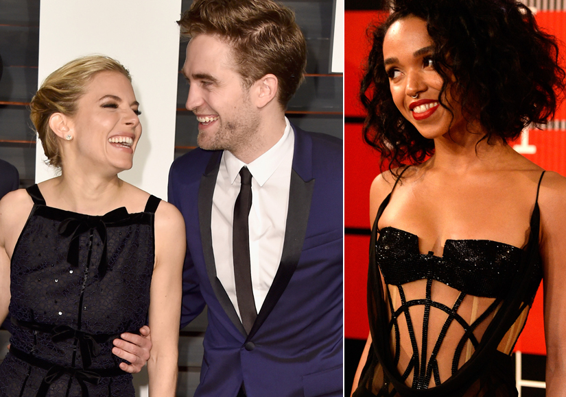 Rumor Bust! Robert Pattinson & FKA Twigs NOT Breaking Up over Sienna Miller