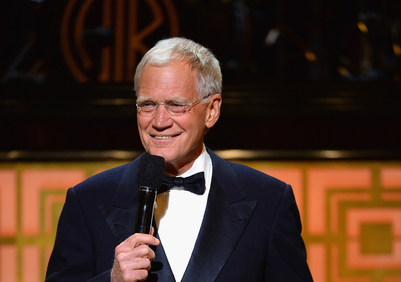 David Letterman's Career Comeback at 70!