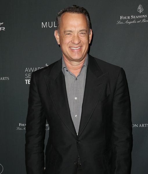 Tom Hanks on Officiating Allison Williams' Wedding, the Pope, and His Wife's…